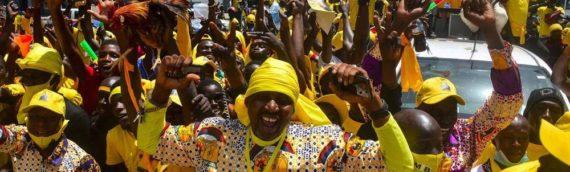 VOM REGEN IN DIE TRAUFE: SAMBIA ZU EDGAR LUNGU'S ZEITEN