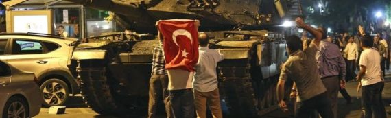 GEZI PARK: DAS SYMBOL DES ZUSAMMENBRUCHS DER TÜRKEI