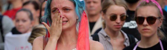 BELARUS: DAS SCHWEIGEN DER VERZWEIFLUNG