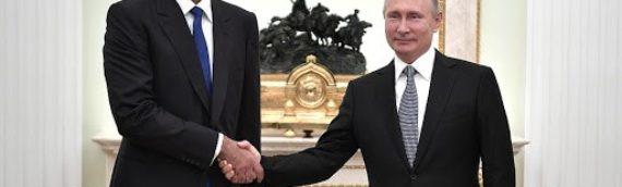 LE PETIT QATAR, GRAND PARTENAIRE DU GEANT RUSSE