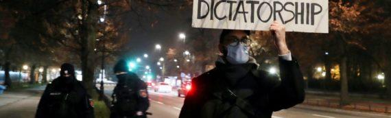 HONGRIE: LE REGIME TUE LA DERNIERE RADIO LIBRE