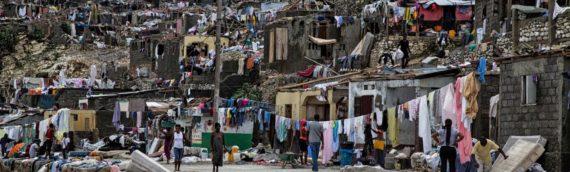 HAITI, L'INFERNO DEI CARAIBI